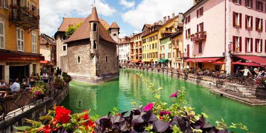 International Partner Region: Rhônes-Alpes: Annecy, France